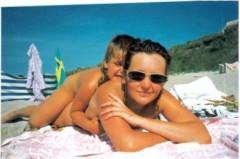 Papas absolutes Lieblingsfoto - das Jahr 1992